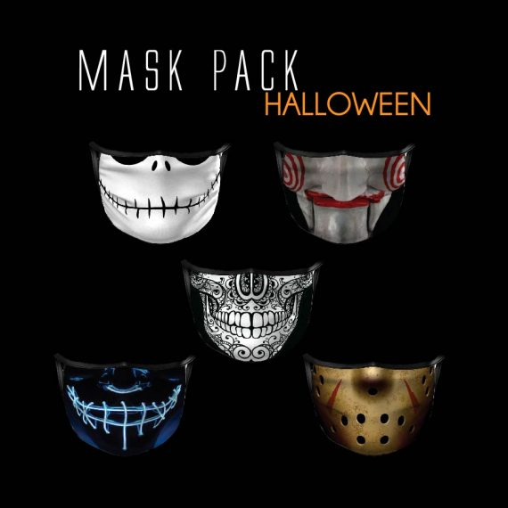 Masques_Mask_Pack_Halloween