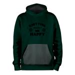 Knitting Happy_VERT-NOIR_hoodies_Devant