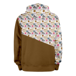 Petits Chats_OCRE_hoodies_Dos